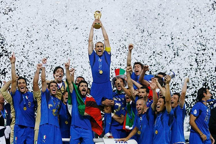 Ogni quanto ci sono i Mondiali di Calcio?