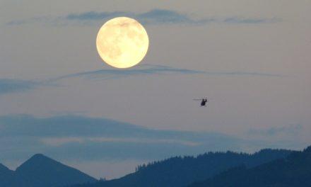 Ogni quanto c'è la luna piena
